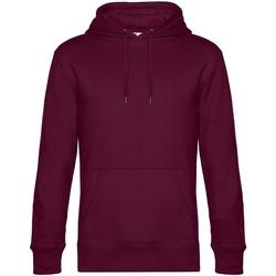 textil Herr Sweatshirts B&c  Körsbärsröd