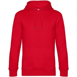 textil Herr Sweatshirts B&c  Röd