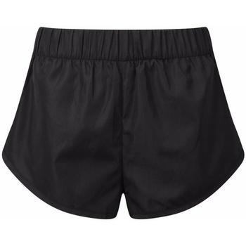 textil Dam Shorts / Bermudas Tridri TR049 Svart