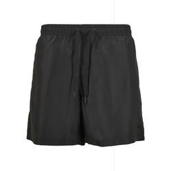textil Herr Shorts / Bermudas Build Your Brand BY153 Svart