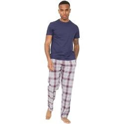 textil Herr Pyjamas/nattlinne Unbranded  Marinblått