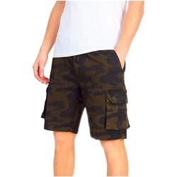 textil Herr Shorts / Bermudas Brave Soul  Khaki