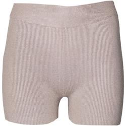 textil Dam Shorts / Bermudas Brave Soul  Taupe