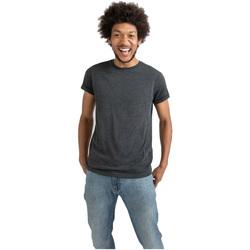 textil Herr T-shirts & Pikétröjor Mantis M80 Charcoal Grey Melange