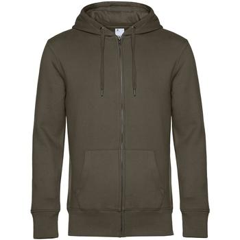 textil Herr Sweatshirts B&c WU03K Khaki
