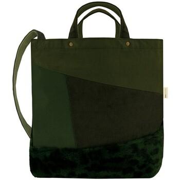 Väskor Dam Axelväskor Jassz A03 Olivgrön