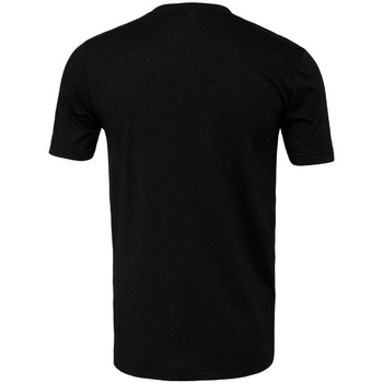 textil T-shirts & Pikétröjor Bella + Canvas CA3001CVC Svart ljung