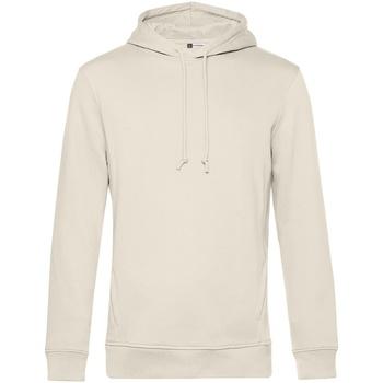 textil Herr Sweatshirts B&c WU35B Off White