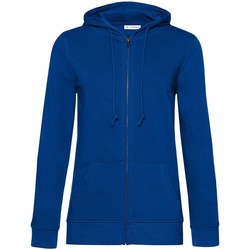 textil Dam Sweatshirts B&c WW36B Kunglig blå