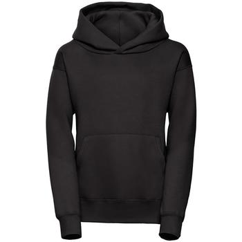 textil Herr Sweatshirts Jerzees Schoolgear R265B Svart