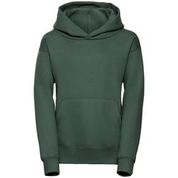 textil Herr Sweatshirts Jerzees Schoolgear R265B Flaskegrön
