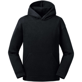 textil Barn Sweatshirts Jerzees Schoolgear R266B Svart