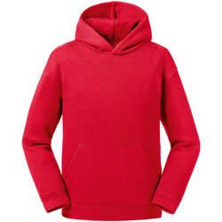 textil Herr Sweatshirts Jerzees Schoolgear R266B Röd