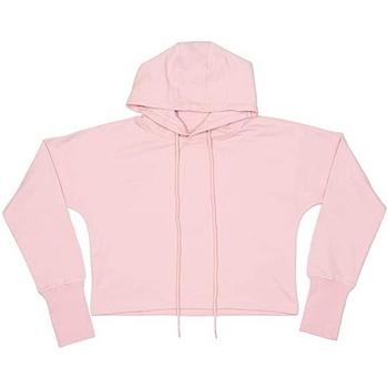 textil Dam Sweatshirts Mantis M140 Pastellrosa