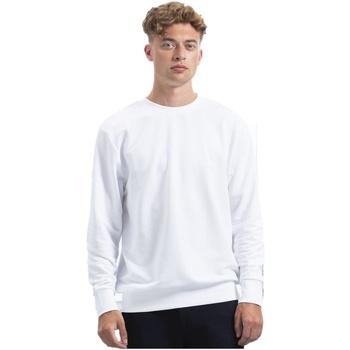 textil Sweatshirts Mantis M194 Vit