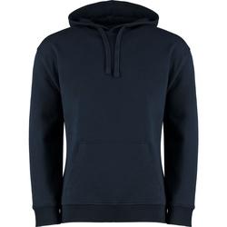 textil Herr Sweatshirts Kustom Kit KK333 Marinblått