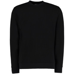 textil Herr Sweatshirts Kustom Kit KK334 Svart