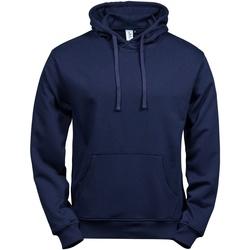 textil Herr Sweatshirts Tee Jays TJ5102 Marinblått