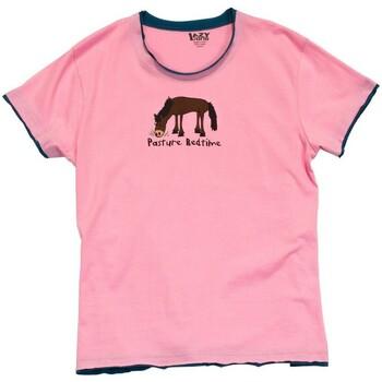 textil Dam Pyjamas/nattlinne Lazyone  Rosa