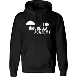 textil Sweatshirts The Umbrella Academy  Svart