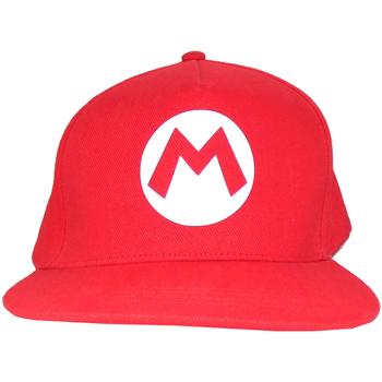 Accessoarer Keps Super Mario  Röd