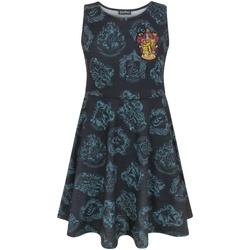 textil Flickor Korta klänningar Harry Potter  Svart
