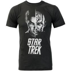 textil Herr T-shirts Junk Food  Svart