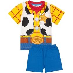 textil Pojkar Pyjamas/nattlinne Toy Story  Blå/gul