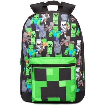 Väskor Ryggsäckar Minecraft  Svart/grön