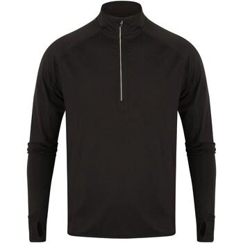 textil Herr Sweatshirts Tombo TL562 Svart