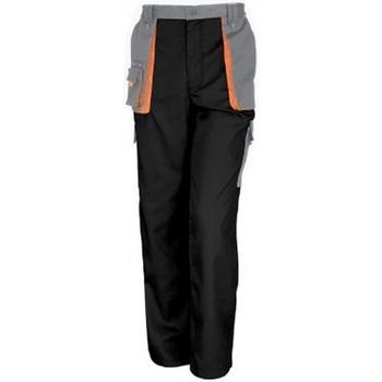 textil Herr Byxor Result RS318 Svart/grå