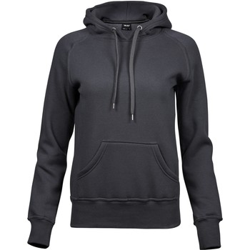 textil Dam Sweatshirts Tee Jays T5431 Mörkgrå