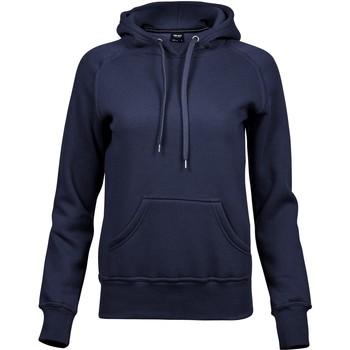 textil Dam Sweatshirts Tee Jays T5431 Marinblått