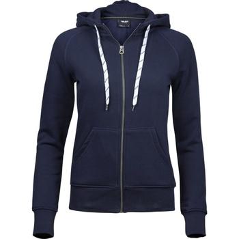 textil Dam Sweatshirts Tee Jays T5436 Marinblått