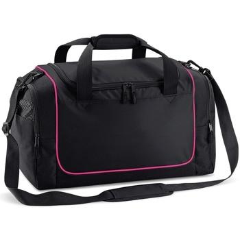 Väskor Resbagar Quadra QS77 Svart/Fuchsia