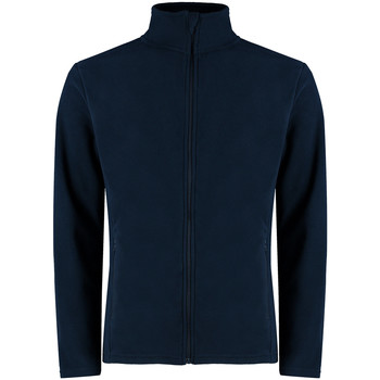 textil Sweatshirts Kustom Kit KK902 Marinblått