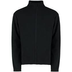 textil Sweatshirts Kustom Kit KK902 Svart