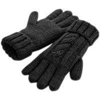 Accessoarer Handskar Beechfield B497 Svart
