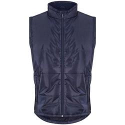 textil Herr Koftor / Cardigans / Västar Pro Rtx RX551 Marinblått
