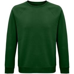 textil Sweatshirts Sols 03567 Flaskegrön
