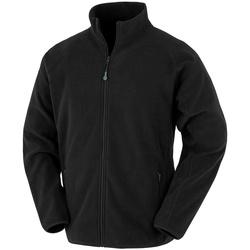 textil Herr Sweatshirts Result Genuine Recycled RS903 Svart