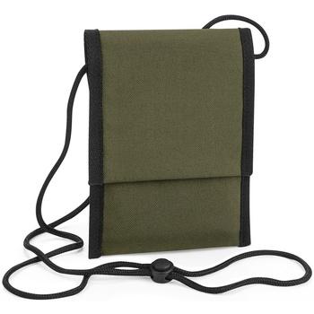 Väskor Pojkar Skolväskor Bagbase BG283 Militärt grönt