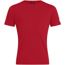 textil Herr T-shirts Canterbury CN226 Röd