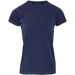 textil Dam T-shirts Comfort Colors CO010 Blue Jean