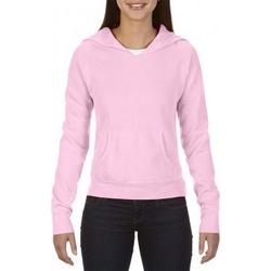 textil Dam Sweatshirts Comfort Colors CO052 Blossom
