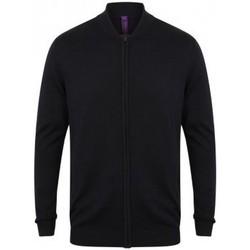 textil Jackor Henbury HB718 Marinblått