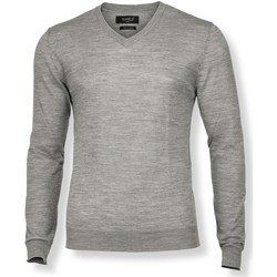 textil Herr Sweatshirts Nimbus NB92M Grå melange