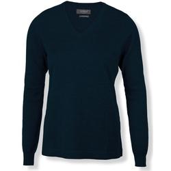 textil Dam Sweatshirts Nimbus NB92F Marinblått