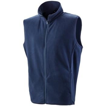 textil Koftor / Cardigans / Västar Result R116X Marinblått