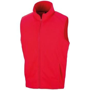 textil Koftor / Cardigans / Västar Result R116X Röd